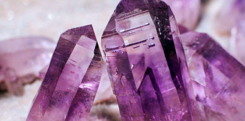 Usage of protection crystals in the prevention of psychic attacks