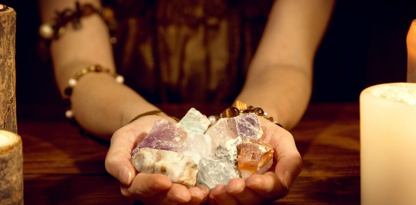 Manifesting Love with Crystals